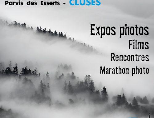 Exposition à l'occasion du Festival Images & Neige de Cluses (Haute Savoie)