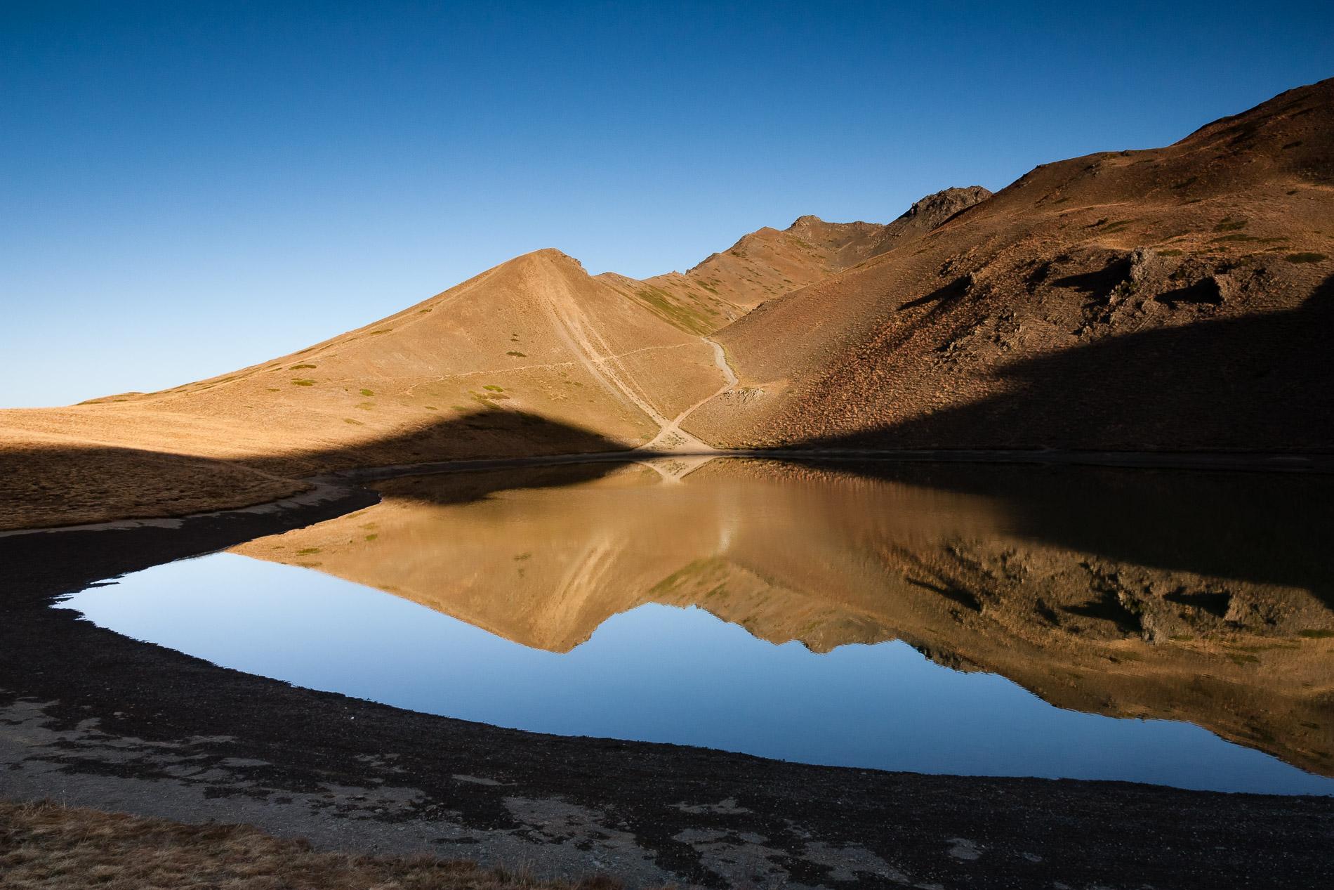 Lac Gignoux (Hautes-Alpes)