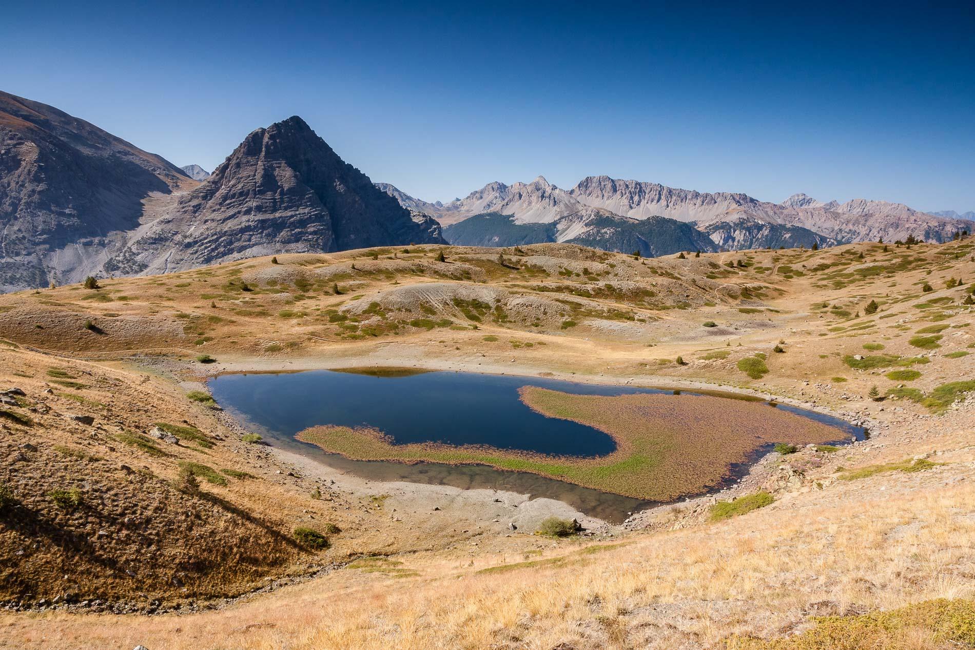 Lac du Rouséou (Hautes-Alpes)