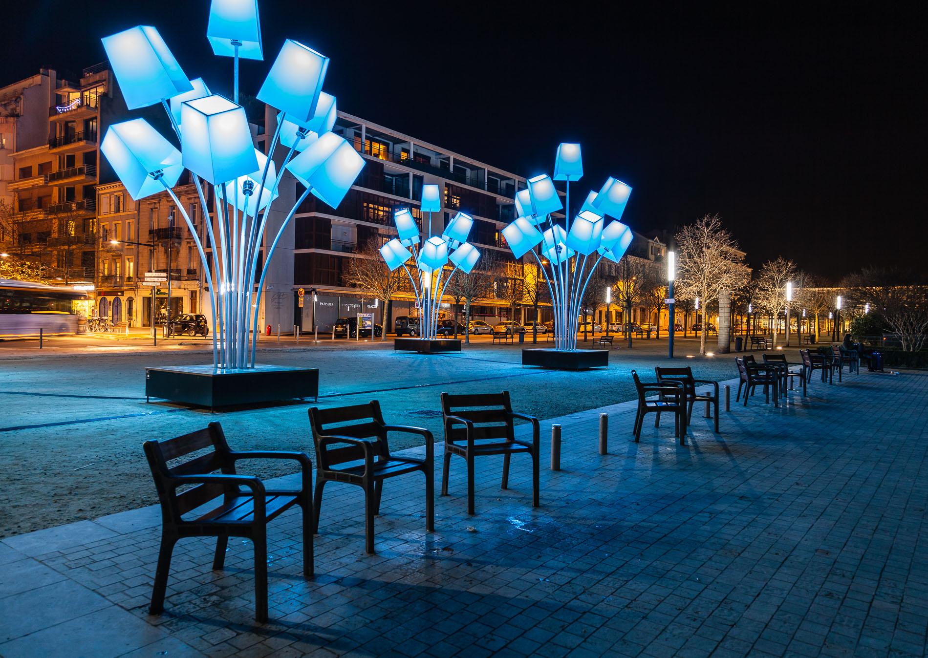 Illuminations de Valence (Drôme)