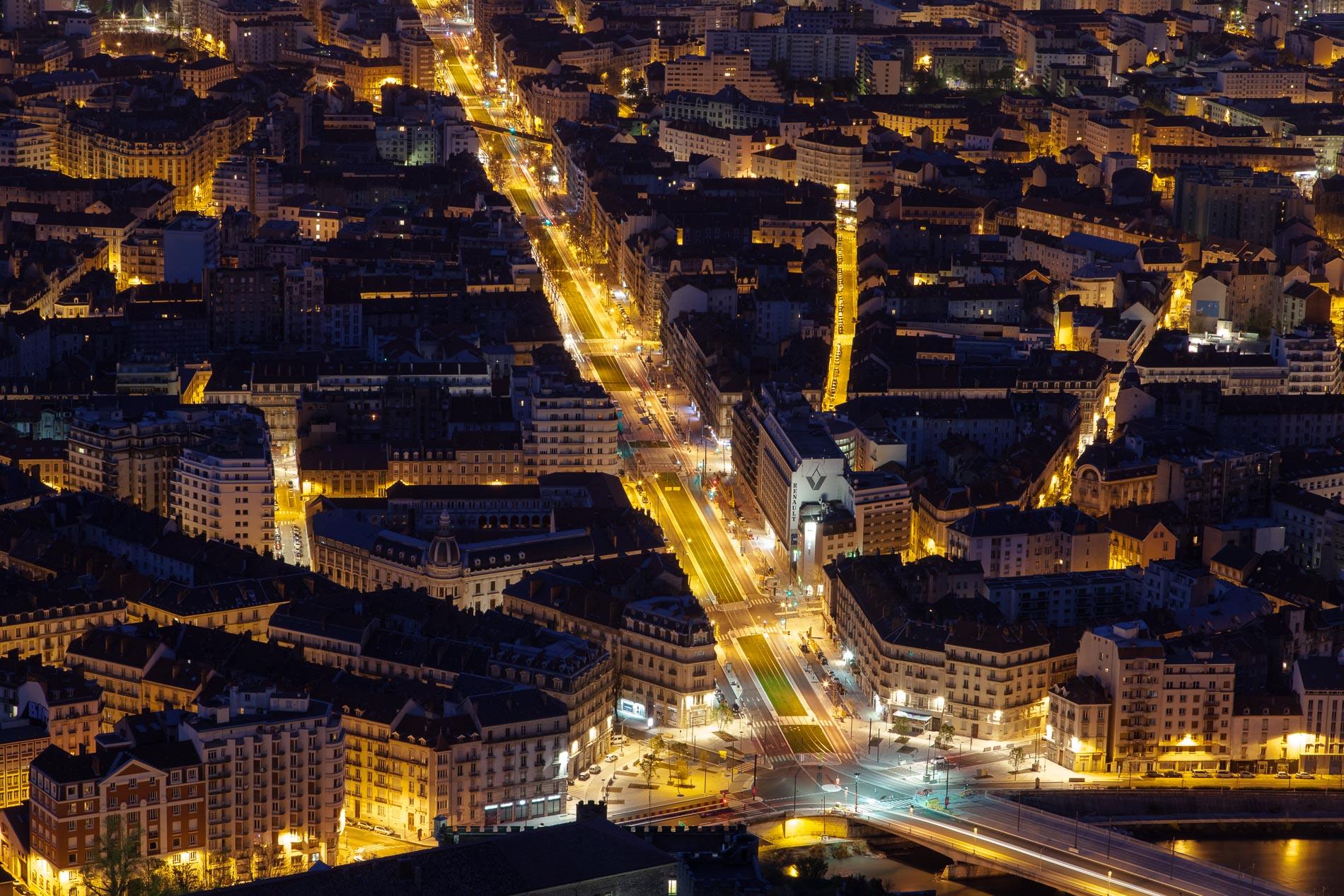 Porte de France à Grenoble