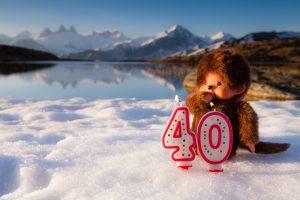 Kiki fête ses 40 ans au bord du lac Guichard