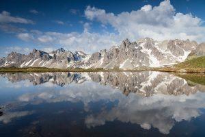 Les sommets des Cerces (Hautes-Alpes)