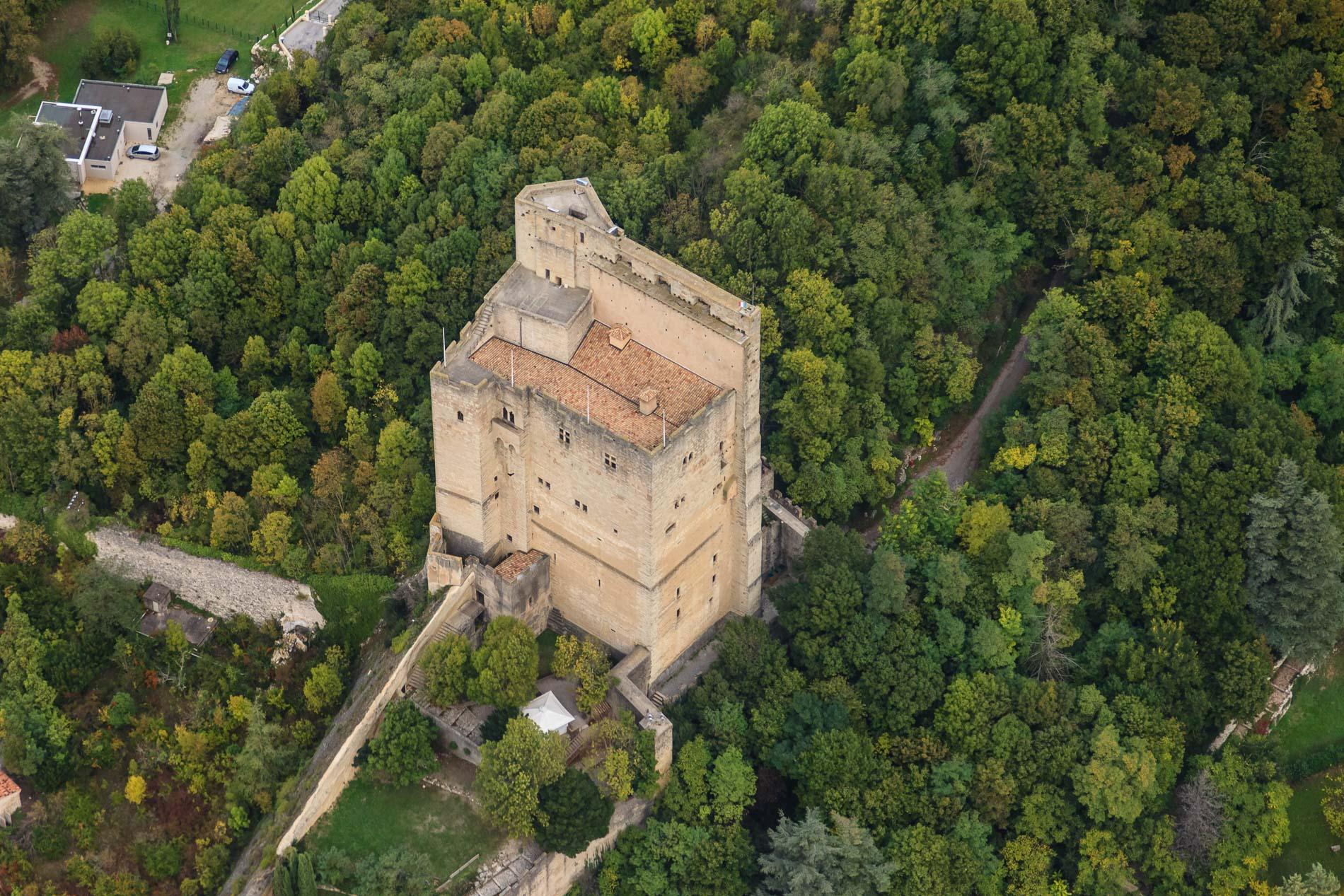 Tour de Crest (Drôme)