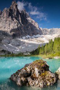 Lago di Sorapis (Dolomites)