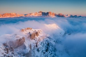 La Montagne de Gresse et la Grande Moucherolle